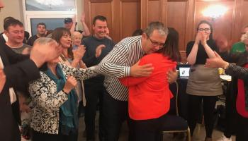 Results of the ninth count at the Glenties LEA