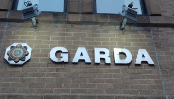 Gardaí seek youths after stolen van found on fire in housing estate