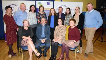 Successful education and training showcase in Stranorlar