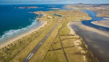 Councillors write to transport minister about vital Donegal/Glasgow flight