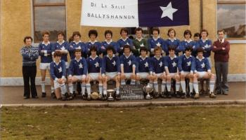 De La Salle's 'Band of Brothers' recalled on 40th anniversary of All Ireland Colleges victory