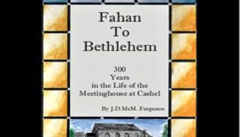 'Fahan to Bethlehem' a beautiful Christmas gift