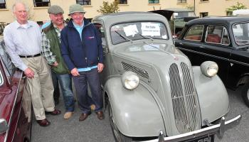 FLASHBACK FRIDAY: Mill Park Hotel's Classic Car Show and Fun Day (2013)