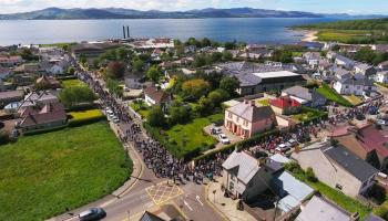 Large numbers expected for Lifford mica redress protest today