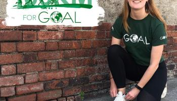 Donegal folk urged to join the team undertaking the 100km Challenge for GOAL this August!