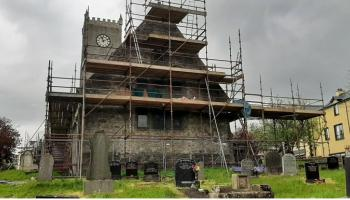 Renovations at iconic Donegal cathedral almost complete