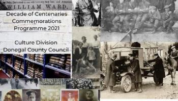 Online talk by Historian in Residence with Donegal County Council