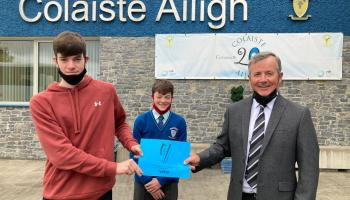 Top of the class - Donegal student gets EIGHT A1s in the Leaving Certificate