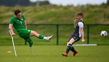 Boyle and Ireland bow out of EAFF European Championships