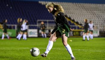 Donegal trio line out for Republic of Ireland Women's Under-19 in Portugal