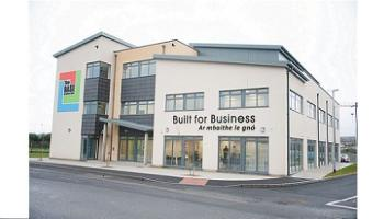 Minister officially opens Stranorlar's DigiHub
