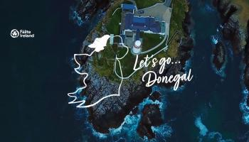 Tourism organisation urges people to keep discovering the beauty of Donegal