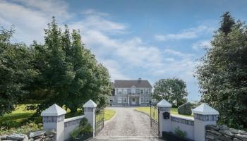 A residence of elegance and style comes onto the property market