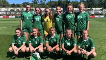 Emma Doherty and Erin McLaughlin feature as Ireland Women's Under-19s beat Portugal