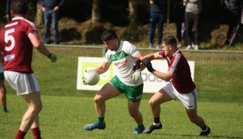 Early goal paves the way for St Naul's against Termon in Donegal SFC