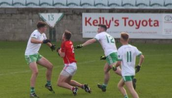 McFadden the star of the show as St Michael's win at MacCumhaill's