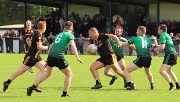 Naomh Brid recover from heavy Dungloe defeat to overcome Naomh Ultan