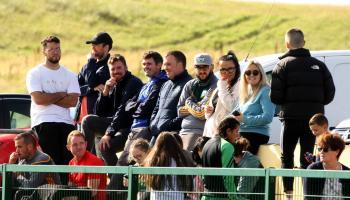 GALLERY: Supporters in Glen enjoying Naomh Columba face Buncrana
