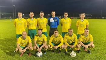 Larkin goal gives Bonagee United win over Derry City Reserves
