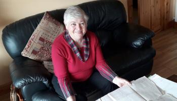 Sheila Grant who spearheaded Killea Water Scheme