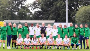 Keri Loughrey and Ellie Long feature in dramatic win for Ireland Under-17s in Portugal