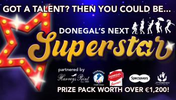 GET ENTERING! The search is on for Donegal's Next Superstar