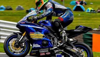 Irwins conclude British Superbike season at Brands Hatch