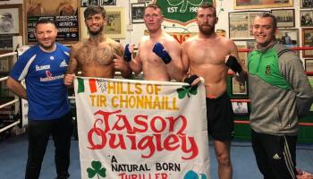 Donegal boxers learn their fate as Ulster Seniors glove off