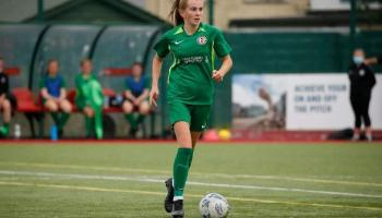 Emma Doherty names as U17 WNL Player of the Month