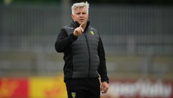 Stephen Rochford to stay with Donegal for 2022 campaign