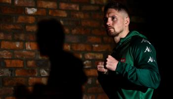 Jason Quigley: 'Everywhere I go, everything I see is a WBO world title'