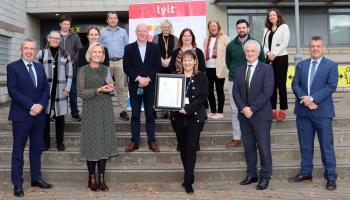 award for lyit