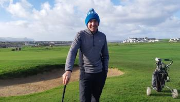 Bundoran golfer takes up new role at 'Home of Golf' in Scotland