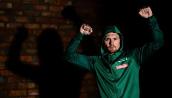 Watch: Jason Quigley promises Andrade 'one hell of a night, one hell of a fight'