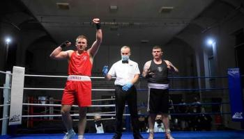 Illies' comeback kid Paddy Doherty takes Ulster Senior title