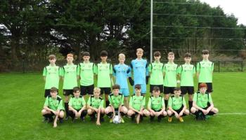 Donegal Schoolboys reach last eight of Kennedy Cup