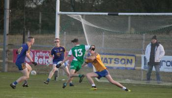 St Naul's withstand late Naomh Padraig comeback to seal county minor title