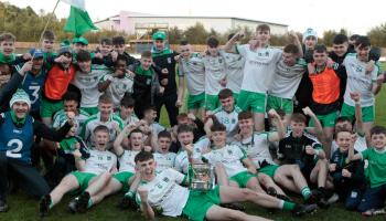 MacCumhaill's end 50-year wait to become Donegal minor champions again