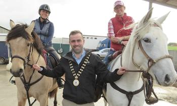 Hospice Hack in aid of Carndonagh Hospice at Carrickanee and Crana stables