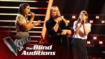 Evergreen on the Voice UK