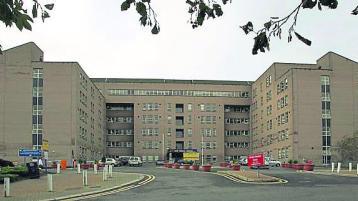Visiting restrictions at Sligo University Hospital