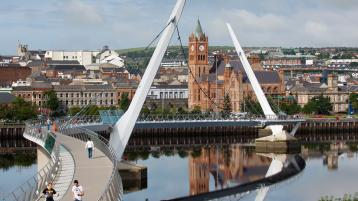 Key agreement to be signed today as part of plans for £250m investment in Derry's council area