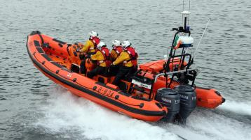 RNLI and GAA partnership working to save lives at sea this bank holiday weekend as lifeboat callouts soar