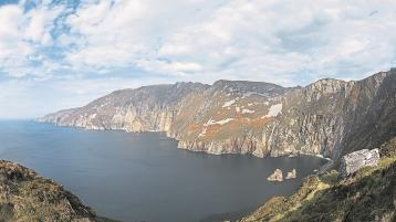 The splendors of Sliabh Liag