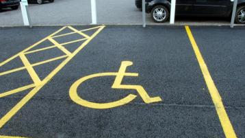 Gardaí urge Donegal drivers not to illegally park in disabled bays