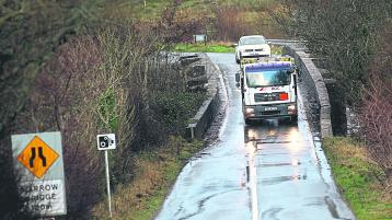 Road safety solution needed for notorious Donegal bridge