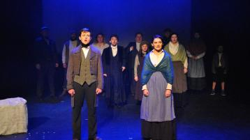 New musical 'At The End Of The Day' at Killybegs and Kilcar, this weekend