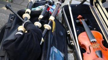 Ireland's traditional music heritage information added to Heritage Maps website