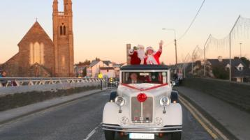 PICTURE SPECIAL: Loads of pictures from Ballybofey last weekend for Santa's arrival and much more . . .