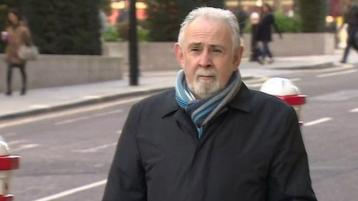 Donegal pensioner extradited to UK over murder of two soldiers